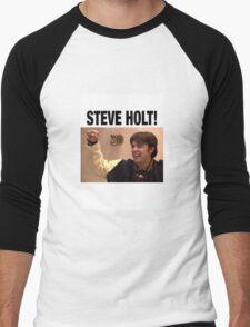STEVE HOLT! Men's Baseball ¾ T-Shirt