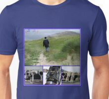 Stranger on the Shore - Clarinet Collage Unisex T-Shirt