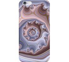 Purple Fractal iPhone Case/Skin