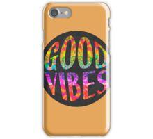 Good Vibes V2  iPhone Case/Skin