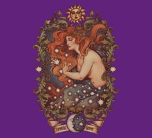 COSMIC LOVER - Color version by Medusa Dollmaker