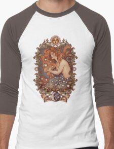 COSMIC LOVER - Color version Men's Baseball ¾ T-Shirt