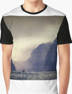 Milford Sound  Graphic T-Shirt