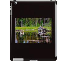 Glacier National Park 2 iPad Case/Skin