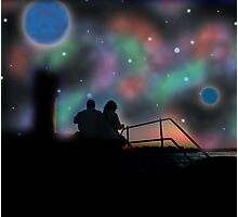 Cosmic Look_Out Photographic Print
