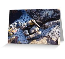 Saltwater & Stone Greeting Card