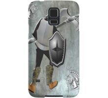 Knight ( 2863 Views) Samsung Galaxy Case/Skin
