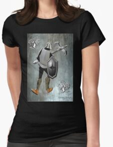 Knight ( 3052 Views) Womens Fitted T-Shirt