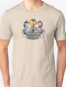 Robots and Smart Device T-Shirt
