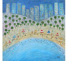 Beach City Photographic Print