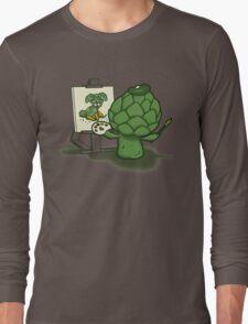 Artychoke Long Sleeve T-Shirt