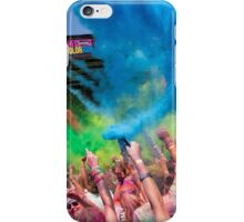 Inside the Colour Throw iPhone Case/Skin