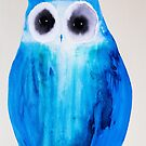 Stability Owl by Julie  Sutherland