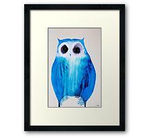 Stability Owl Framed Print
