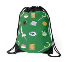 Shows growing up Drawstring Bag