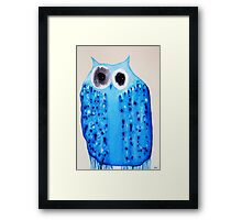 Beneath These Wings Framed Print