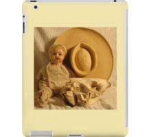 Creepy Baby iPad Case/Skin