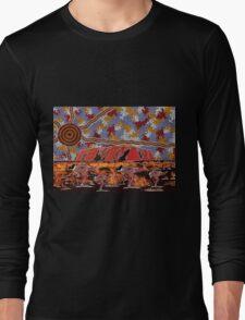 Uluru | Ayers Rock Long Sleeve T-Shirt