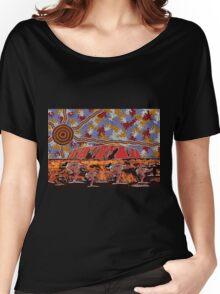 Uluru | Ayers Rock Women's Relaxed Fit T-Shirt