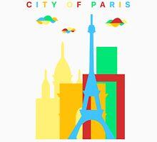 City of Paris Unisex T-Shirt