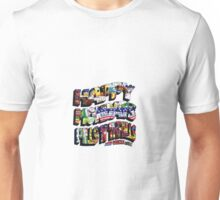 HAPPY MONDAYS PILLS 'N' THRILLS AND BELLYACHES Unisex T-Shirt