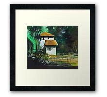 White House Framed Print