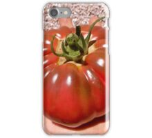 This is a REAL TOMATO! iPhone Case/Skin
