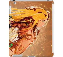 Orange Suit iPad Case/Skin
