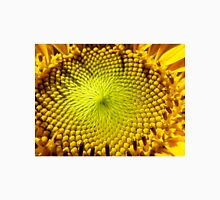 Sunflower Spiral, Fibonacci Pattern Unisex T-Shirt