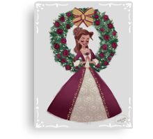 As long as there's christmas Canvas Print