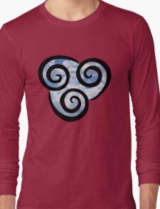 Airbending - Avatar the Last Airbender Long Sleeve T-Shirt