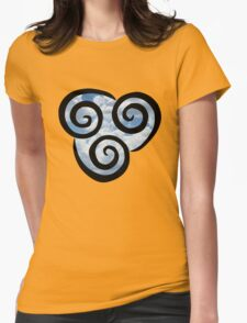 Airbending - Avatar the Last Airbender Womens Fitted T-Shirt