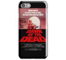 Dawn of the Dead iPhone Case/Skin