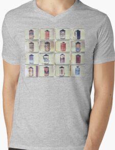 Film Collage #2 Mens V-Neck T-Shirt