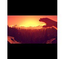 firewatch Photographic Print