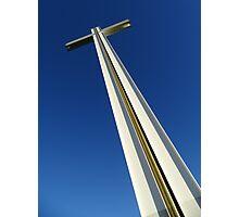 Papal Cross Phoenix park - Ireland Photographic Print