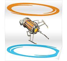 Portal Gravity Gun Poster