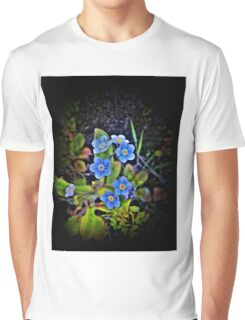 Forget me never Graphic T-Shirt