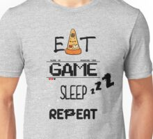 EAT, GAME, SLEEP, REPEAT Unisex T-Shirt