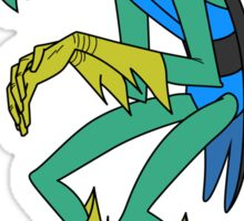 Zorak Sticker