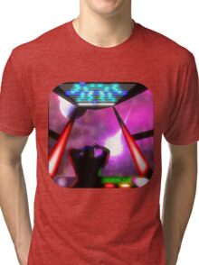 Backfire! Tri-blend T-Shirt