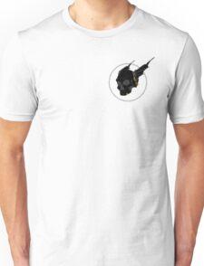 BLACKFLAGCAFEmurder Unisex T-Shirt