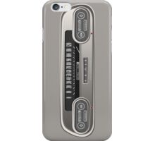 Cadillac Speedometer iPhone Case/Skin