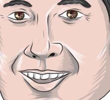 Marco Rubio Caricature Sticker