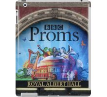 BBC Proms at The Royal Albert Hall iPad Case/Skin