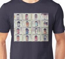 Film Collage #5 Unisex T-Shirt