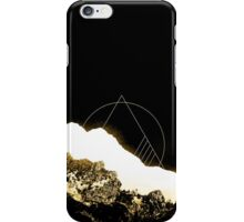 Golden Mountain  iPhone Case/Skin