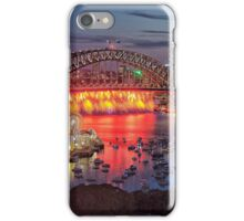 Sydney NYE Fireworks 2015 # 20 iPhone Case/Skin