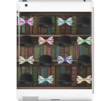 Bowlers and Bow Ties iPad Case/Skin