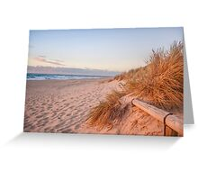 Southport Beach, South Australia at Sunset #4 Greeting Card
